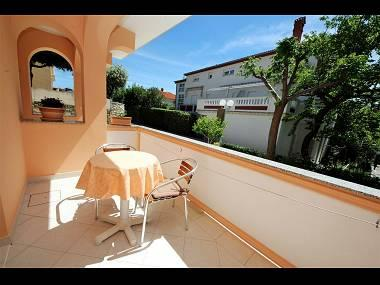 A1(4): covered terrace - 2917 A1(4) - Palit - Palit - rentals