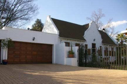 Entrance to Canle Guest Lodge - Canle Guest Lodge - Johannesburg, South Africa - Johannesburg - rentals