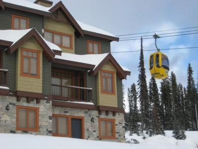 Blacksmith Lodge B - Image 1 - Big White - rentals