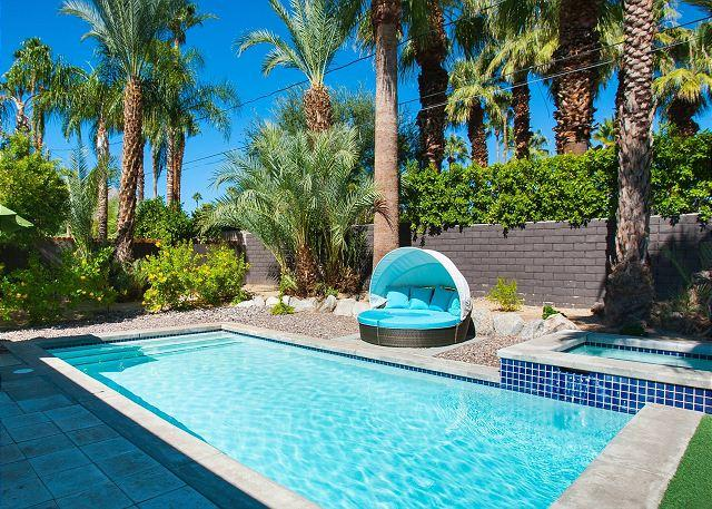 Modern Ranch Heaven ~ 4 Night Special in Aug. Mon-Thurs Only $899 Inclusive! - Image 1 - Palm Springs - rentals