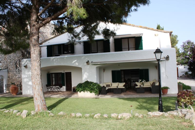 Beautiful Villa in Spain Near Fashionable Stiges with Beaches and Barcelona - Casa Bacardi - Image 1 - Sant Pere de Ribes - rentals