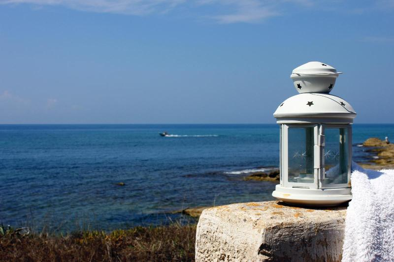 This is Villa Le Tamerici's little lighthouse! - A spacious sunny & quiet getaway on the beach, 2BR - Punta Braccetto - rentals
