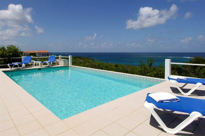 JEMS is a beautifully situated villa with sweeping ocean views - Villa JEMS- Anguilla's Best View - Anguilla - rentals
