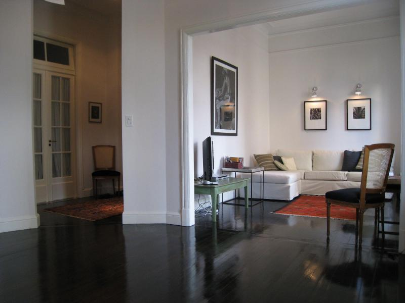 View from Dining room - French Classic in San Telmo, Architect's remodel - Buenos Aires - rentals