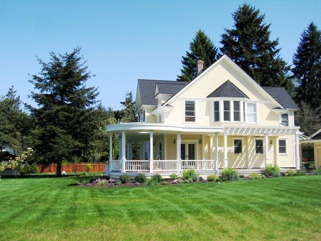 Marty's Place at Strawbridge Farm - Historic Restored Farmhouse With Spectacular Views - Langley - rentals