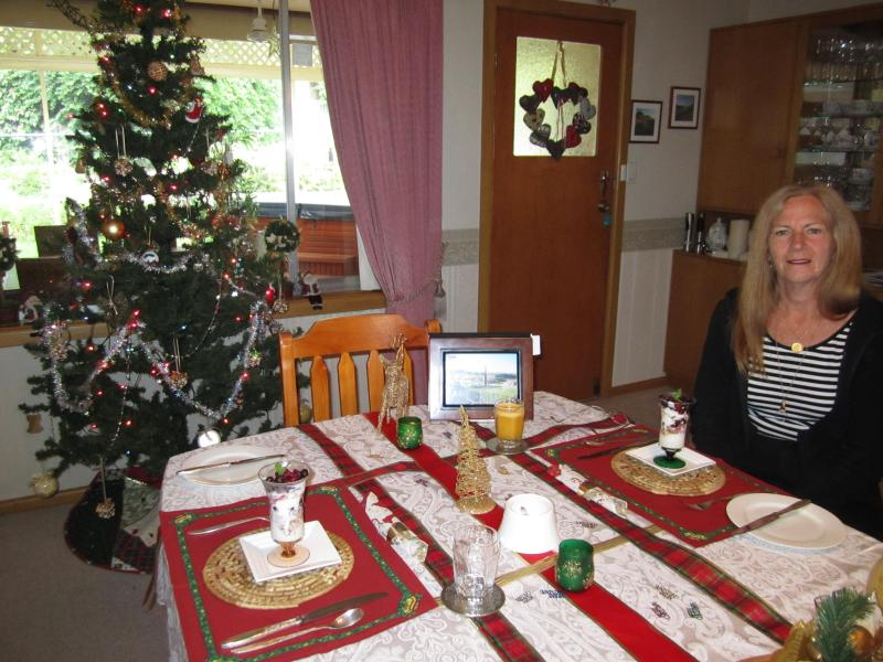 Christmas Dining - Affordable luxury - Parkes - rentals