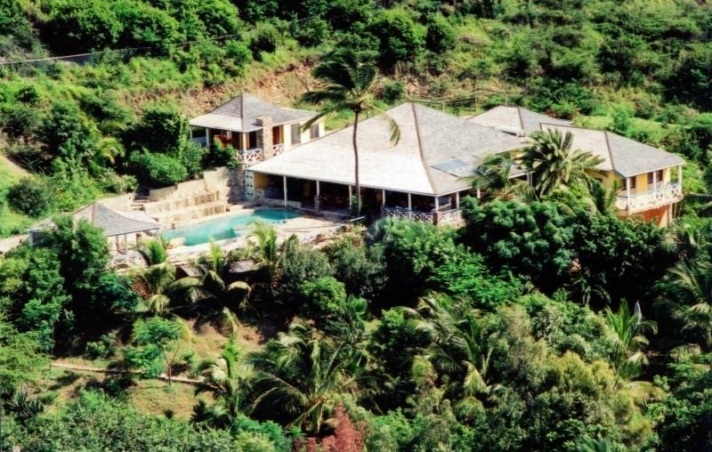 Carib House at Turtle Bay, Antigua - Ocean View, Walk To Beach, Pool - Image 1 - Antigua and Barbuda - rentals