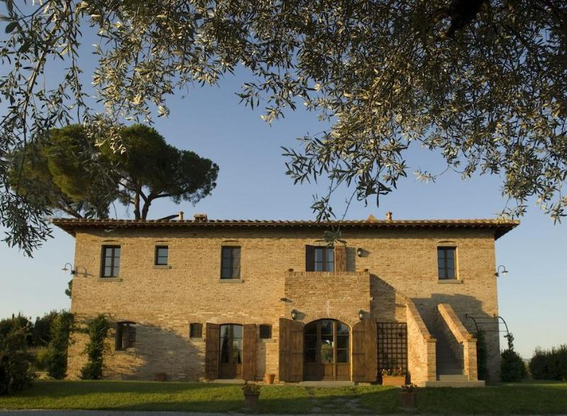 Villa Bellavista main house - Villa BellaVista - 9 bed luxury villa near Cortona - Cortona - rentals
