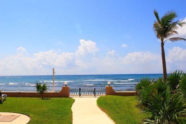 Beautiful Puerto Aventuras Beach - Huge Deals!! Luxury Beachfront, Ground Floor Condo - Puerto Aventuras - rentals