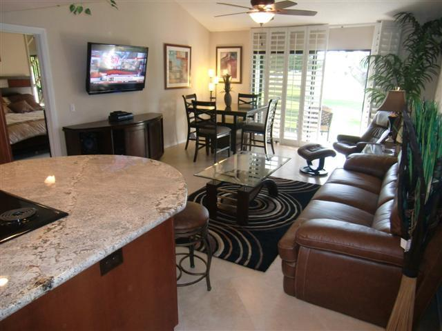 remodeled throughout - Dream 2 bedroom golf/pool/tennis condo - Palm Desert - rentals