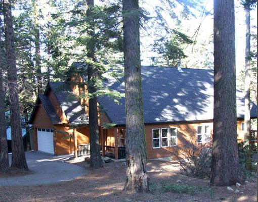 Beautiful year round, in the high Sierras - Natal Granite Retreat - Shaver Lake - rentals