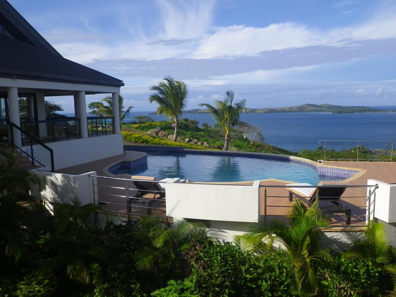 Pool with a View - Dreamview Villa on Fiji's Stunning Suncoast - Rakiraki - rentals