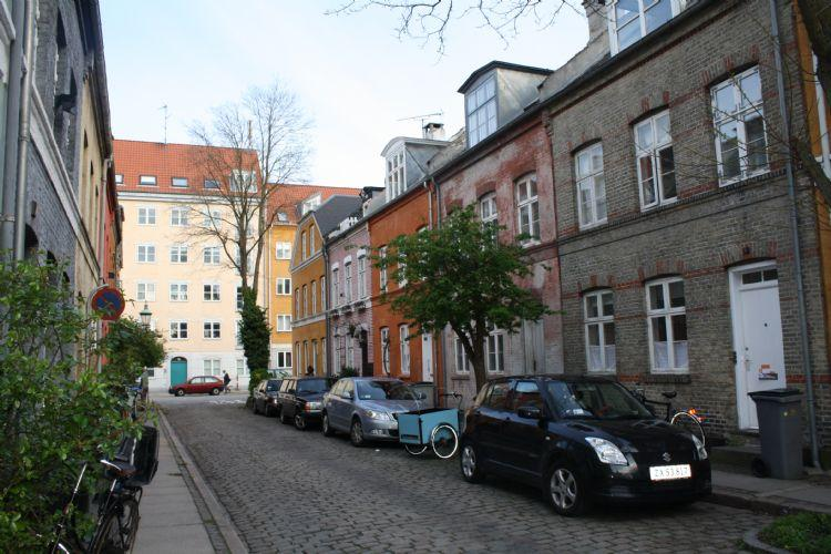Krusemyntegade Apartment - Three floor townhouse - idyllic Copenhagen apartment - Copenhagen - rentals