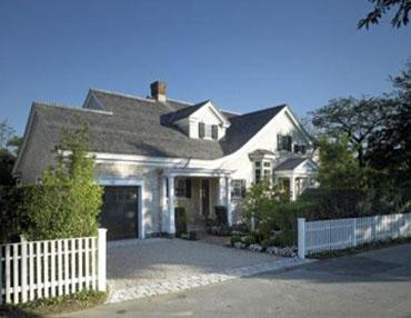 1591 - MODERN LUXURY HOME WITH RELAXED ATMOSPHERE THAT EMBRACES VINEYARD LIFE - Image 1 - Edgartown - rentals