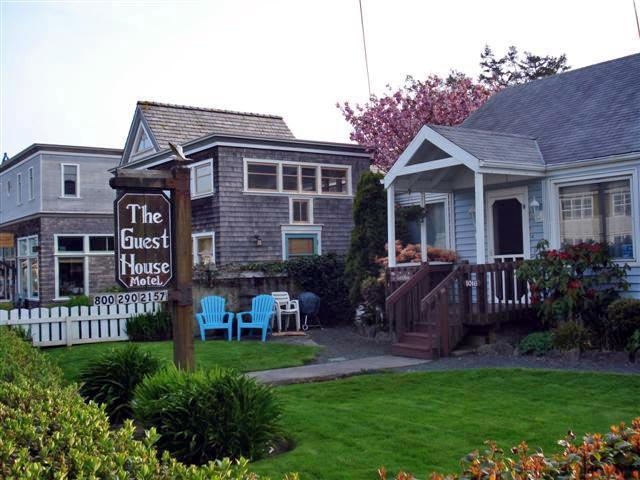Outside of House - Cannon Beach Vacation Rental House - Cannon Beach - rentals