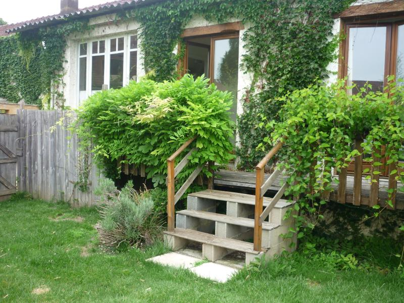 House garden - Coach House and Coach Cottage - Tremolat - rentals