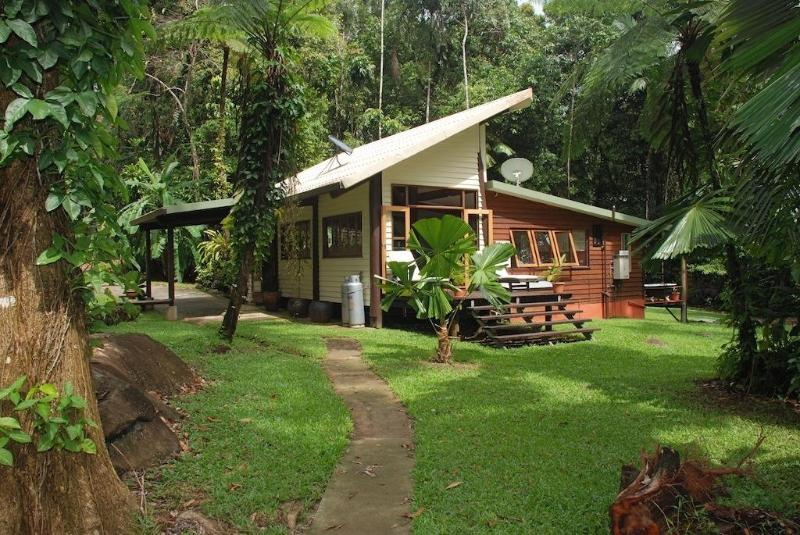 Stonewood Retreat - Stonewood Retreat - Daintree Luxury Accommodation - Diwan - rentals