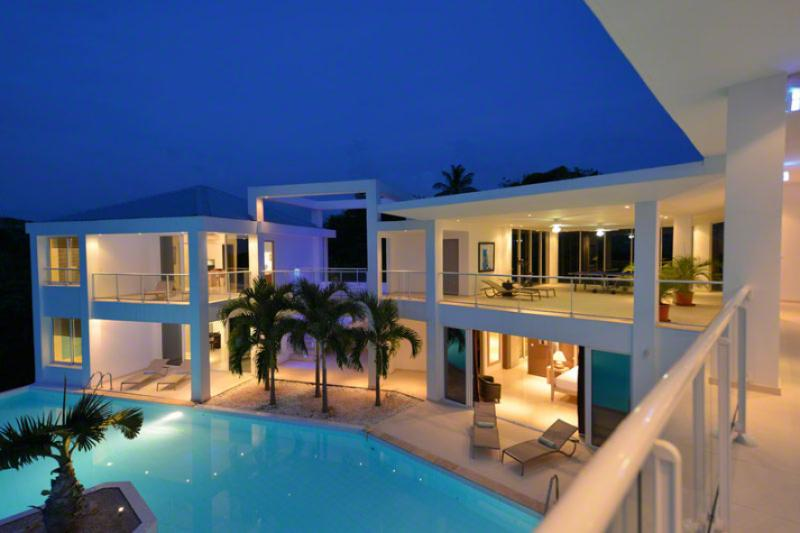 Grand Bleu at Terres Basses, Saint Maarten - Ocean View, Pool - Image 1 - Terres Basses - rentals