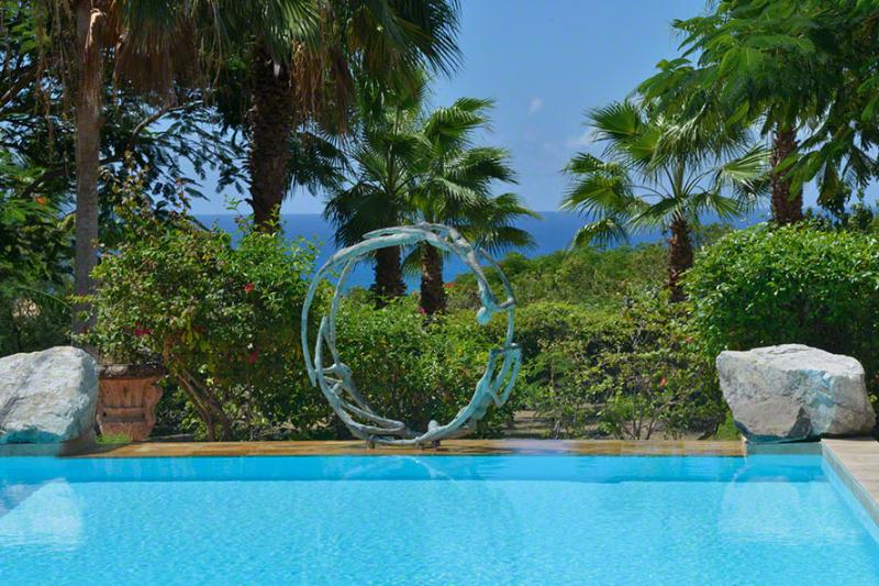 La Pinta at Terres Basses, Saint Maarten - Ocean & Sunset View, Pool, Shared Tennis Court & Gym - Image 1 - Terres Basses - rentals