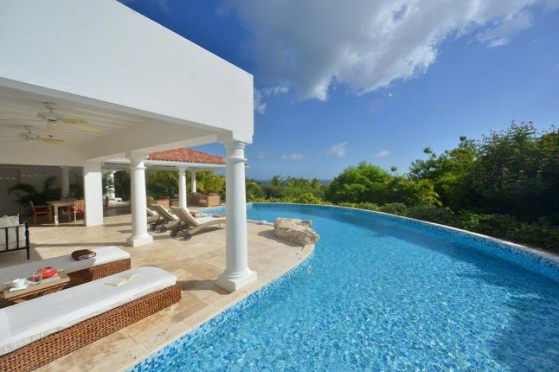 Lune de Miel at Terres Basses, Saint Maarten - Ocean View, Pool, Great For Couples - Image 1 - Terres Basses - rentals