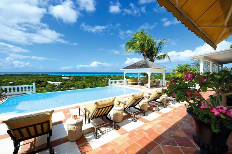 Mille Fleurs...Terres Basses, St Martin 800 480 8555 - MILLE FLEURS... the perfect setting for your romantic vacation or family getaway - Terres Basses - rentals