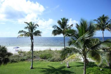 VIEW FROM UNIT - Pointe Santo A34 - Sanibel Island - rentals