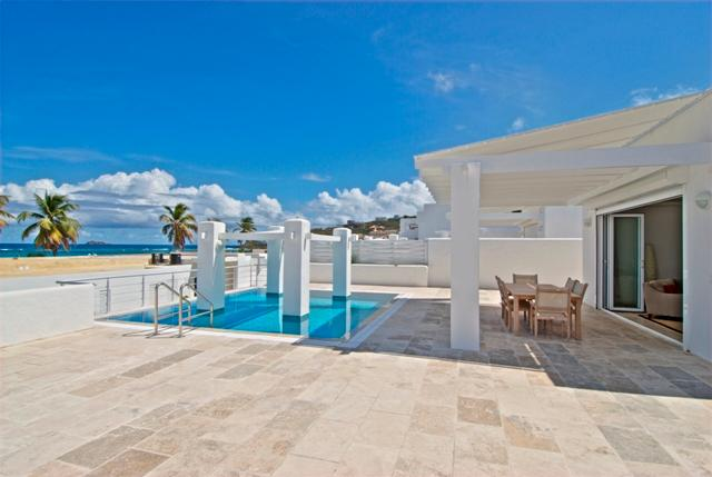 CORAL BEACH CLUB... Dawn Beach - CORAL BEACH CLUB...  We invite you to experience Luxurious 5 Star Beachfront Living 2, 3 or 4 bedroom rates... - Oyster Pond - rentals