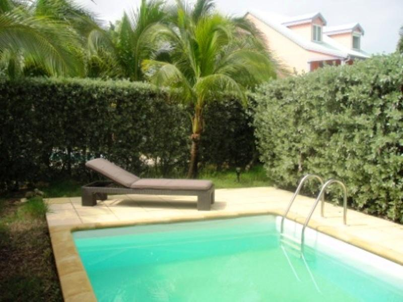 Orson, Orient Bay, St Martin 2BR - ORSON... affordable 2 bedroom townhome with private pool, 1 block to Orient beach! - Orient Bay - rentals