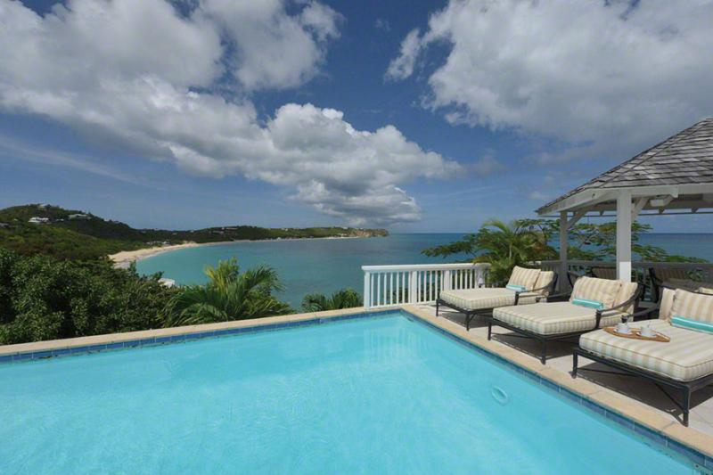 Pointe des Fleurs, Terrres Basses, Saint Maarten - Ocean View, Pool, Private Stairway To Beach - Image 1 - Terres Basses - rentals