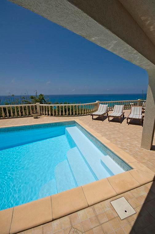 Villa Riviera At Pelican Key, Saint Maarten - Ocean View, Hillside, Pool - Image 1 - Pelican Key - rentals