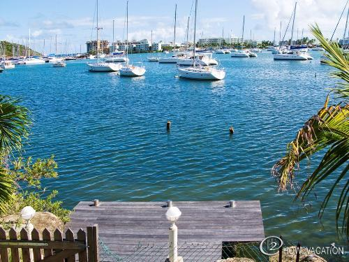 Coralita...French Oyster Pond, St. Maarten - CORALITA...situated right in exclusive French Oyster Pond - Oyster Pond - rentals