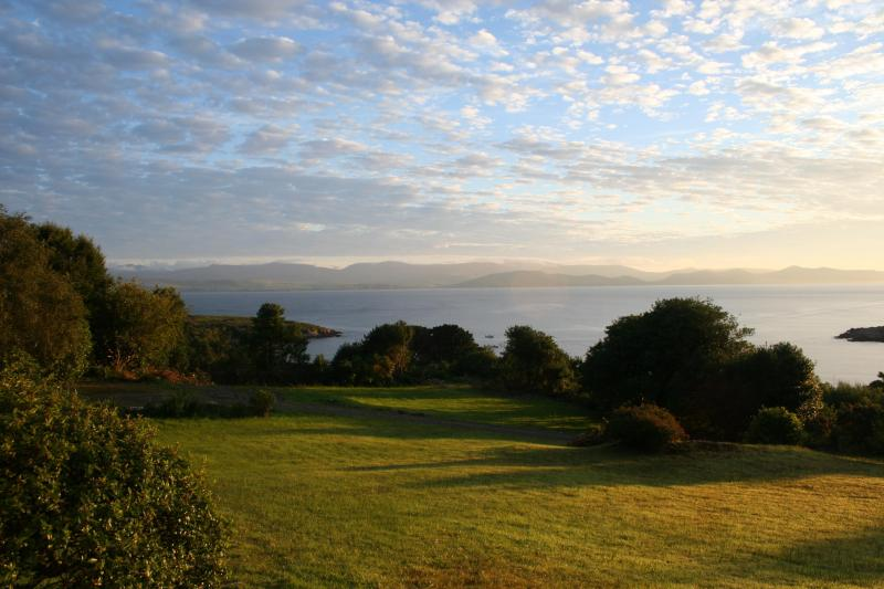 Viewfrom the house - Designer home on the Irish coast - Kells - rentals