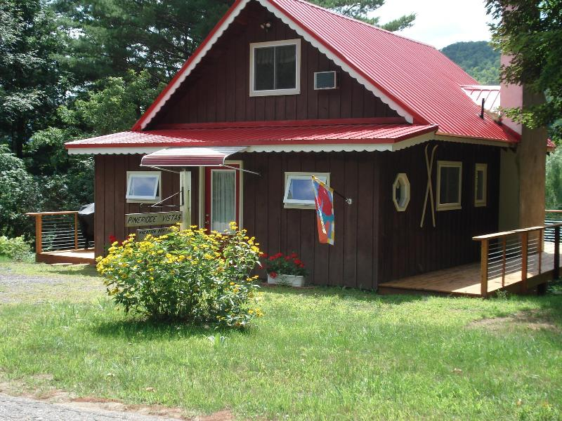 Welcome to Adirondack Views - Your home away from home - Adirondack Views Chalet - Sleeps 6 - Lake Placid - rentals