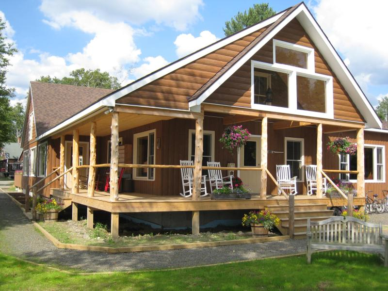Bald Mountain Camps Resort - Image 1 - Oquossoc - rentals
