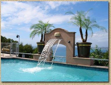 Welcome to Villa Capiz - Luxury Pool/Jacuzzi Villa w/ Panoramic Ocean Views - Saint John - rentals
