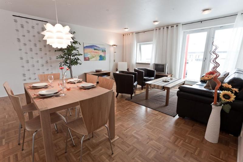 Spacious & bright. - GentleSpace Guest Apts when you visit  Isafjordur - Ísafjörður - rentals