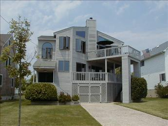 Ideal House with 4 BR & 4 BA in Cape May (92843) - Image 1 - Cape May - rentals