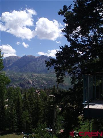 balcony views of Twilight peaks - Excellent Summer Rates on Cliff Side of Mnt - Durango - rentals