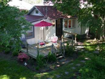 "1 BR & 1 BA House in Cape May (Cape May 1 BR-1 BA House (""Sun Cottage"" 22573)) - Image 1 - Cape May - rentals"