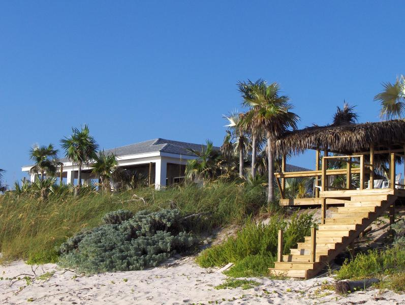 From the Beach - Vacation House on Fabulous Double Bay Beach - Palmetto Point - rentals