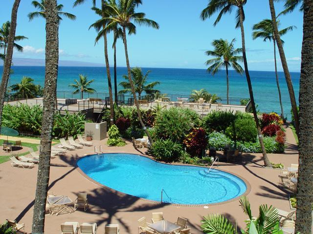 Your own Private Oasis! - Fabulous Ocean View! Fully Remodeled! Spec $99! - Lahaina - rentals
