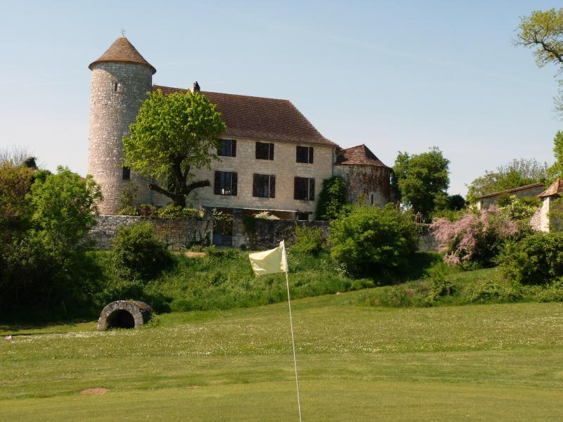 Chateau de Sadillac - Castle with private golf course in France. - Dordogne Region - rentals