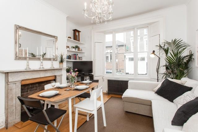 Bright and full of life. The apartment has all you'll need to make the most of your stay  - Stylish Central London Apartment, Zone 1 w/WIFI - London - rentals