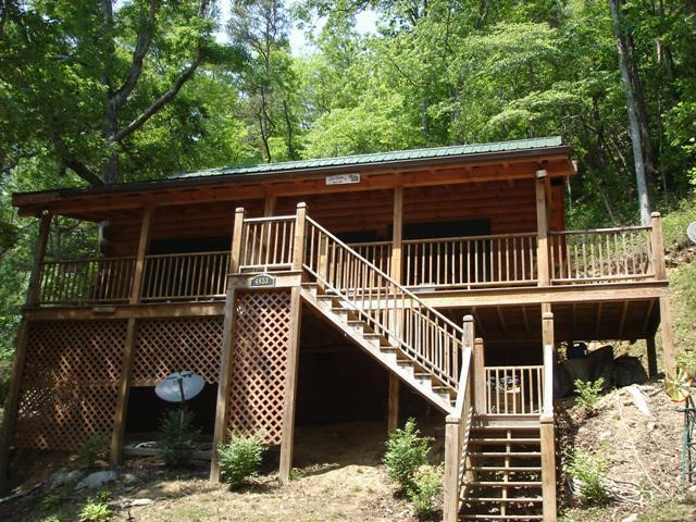 Bear Cove in the Smokey Mountains - Image 1 - Bryson City - rentals