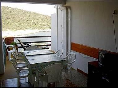 A2(2+2): kitchen and dining room - 3424 A2(2+2) - Cove Ostricka luka (Rogoznica) - Cove Kanica (Rogoznica) - rentals