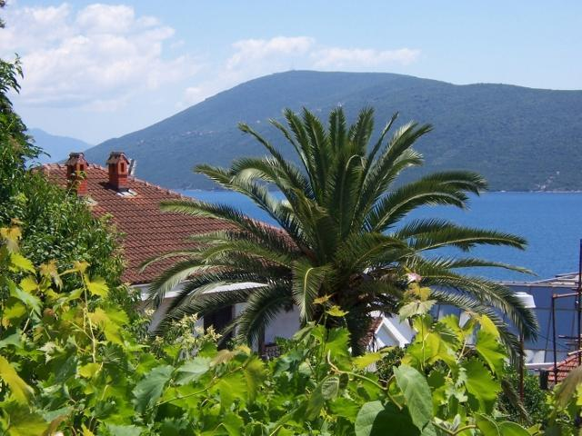 View from balcony - A Modern Apartment In A Beautiful Stone House - Herceg-Novi - rentals
