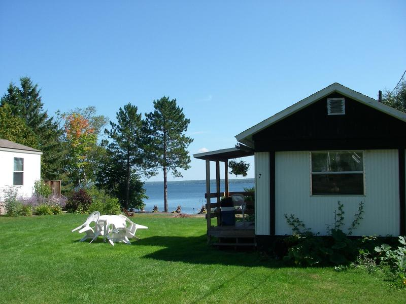 Northwoods Resort 2 Bedroom Unit - Image 1 - Chassell - rentals