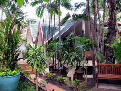 Your Thai style bungalow with privacy & every comfort - Pattaya - Jomtien Beach luxury vacation bungalows - Pattaya - rentals