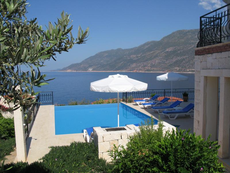 Xanthos Infinity Pool - Beautiful 3 bed villa with private infinity pool - Kas - rentals