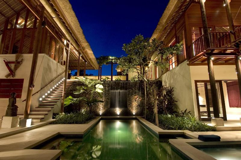 Pool and Pavilions - VILLA VAJRA - 25% OFF SEPT-DECEMBER PLEASE INQUIRE - Ubud - rentals